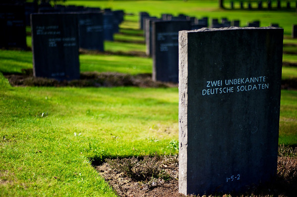 Cannock Chase Cemetary